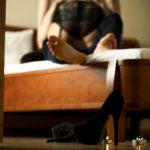 セックス依存症になった平凡な主婦